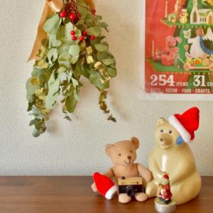 クリスマス☆スワッグ作りました