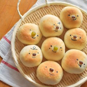 パン焼きましたʕ•ᴥ•ʔ
