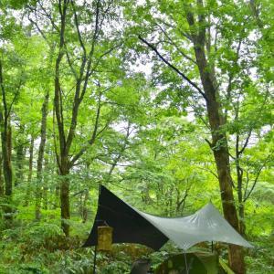 いつかのキャンプ旅とキャンプごはん