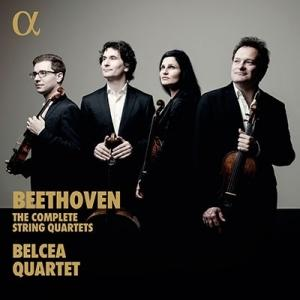 Op.476 ベートーヴェン:「弦楽四重奏曲全集」 by ベルチャ弦楽四重奏団