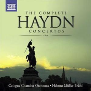 Op.475 ハイドン:「ホルン協奏曲第1番」 by ドミトリ・ババノフ; ヘルムート・ミュラー=ブリュール&ケルン室内管弦楽団