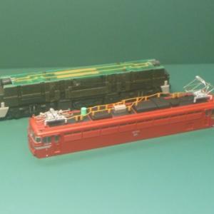 高圧機器の色 マイクロエースED72