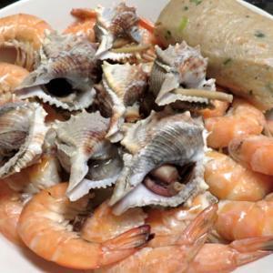 小浜温泉「蒸し釜料理」