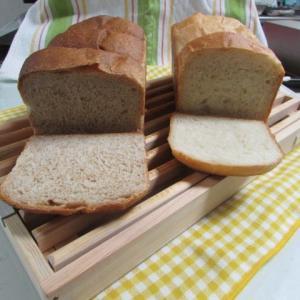 食パンを焼いて~