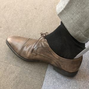 足に合う靴なら、正しい歩き方と靴の履き方で長持ちを目指す