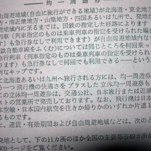 「1969年夏 北海道夢紀行」第一回 上野を発つ!!