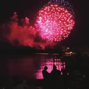 焼津の花火