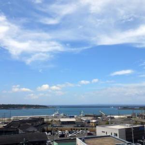 明日は種子島最大のお祭りです