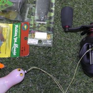 【バス 雷魚】フロッグPE直結でも「切らずに」結び変える簡単ノットとルアーの目ちょいチューン