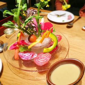 ☆素敵なランチ・パンケーキ・ECHIRE in渋谷☆