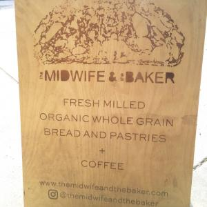 ☆The MIDWIFE & The BAKER★工場直売へ☆