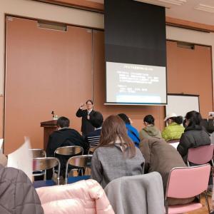 小児科医 本間真二郎先生の講義でした!