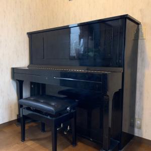 さらばピアノ。。。ならず