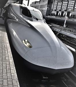 久々に新幹線!