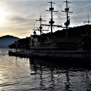 芦ノ湖海賊船 2019