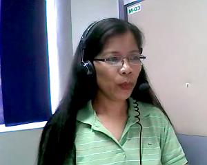 iTalk English :Teacher Iou