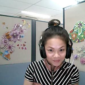 iTalk English Teacher Sarah.