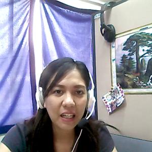 iTalk English School:Teacher Shelly