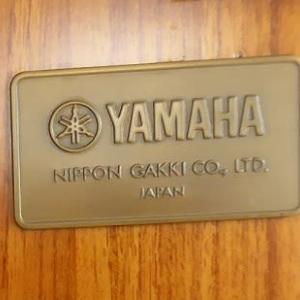 プレミア素材(?)YAMAHA木製玄関ドア再塗装
