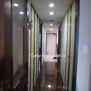 室内ドア塗装 既製品建具を明るい白に塗り替えよう!