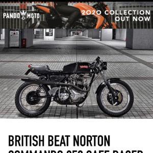 Norton seat
