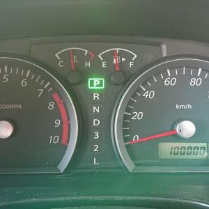 ジムニー10万キロ!