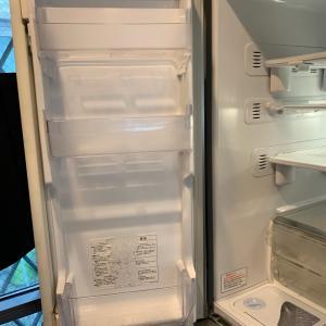 大掃除その①:冷蔵庫掃除と今週の作り置き。