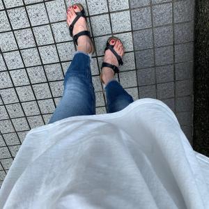 デニムコーデで表参道の美容師へ★人生イロイロ~ポジティブに捉えるべき!