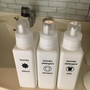 洗剤ボトルをカクカクに変更したら~びっくりすっきり\(^o^)/