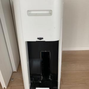 年中無休のプラズマクラスター!(加湿)空気清浄機のお掃除しました。