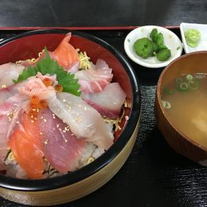 鳥取県境港市で特上海鮮丼