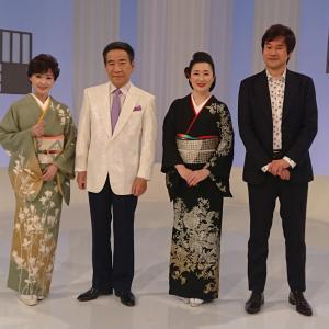 テレビ東京 長山洋子さん番組収録
