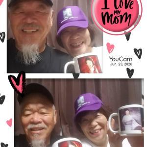 2組のご夫妻の笑顔最高‼️