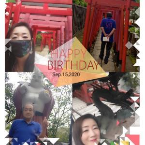 和久井社長のお誕生日