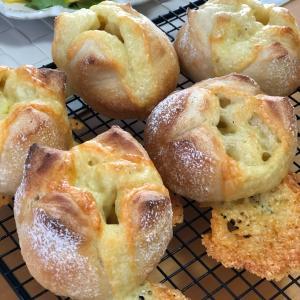 ママさんへ・・・○○した時にパンを作ると、スッキリした気持ちになれるんです!