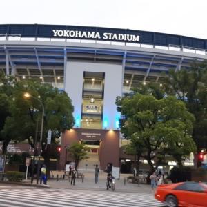 横浜スタジアムオシャレになったよ