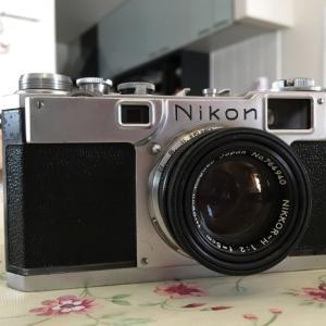 久々のカメラはカッコイイ!
