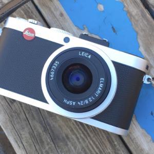 Leica X2のハイコントラストモノクロは素晴らしかった