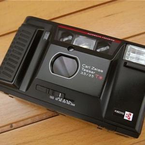 昭和最後に入手したカメラに耽る