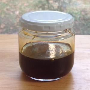 ゆるめのカラメルソース Easy and light caramel sauce