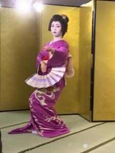 奈良町の舞妓さん、芸妓さん