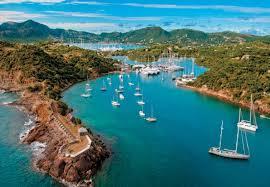 やっと決まりました。カリブ海・小アンティル諸島に浮かぶ10ヶ国を繋ぐ旅。