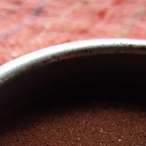 ハローコーヒー、東北の珈琲豆焙煎屋さん、フレンチで薄プレッソ