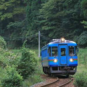 <京都丹後鉄道> こんなときも