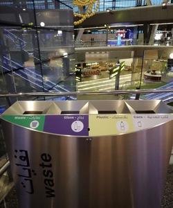 ゴミの分別はどの国でも当たり前