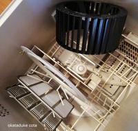 食洗器で洗ってみました