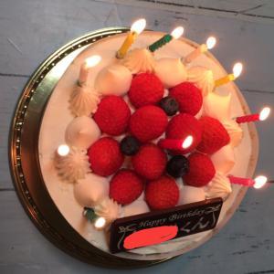 ちびショッカー19才の誕生日