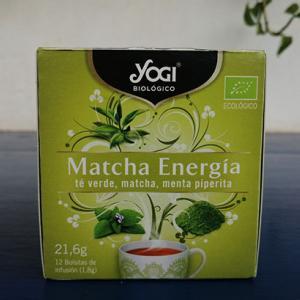 抹茶エネルギーという名のハーブティー