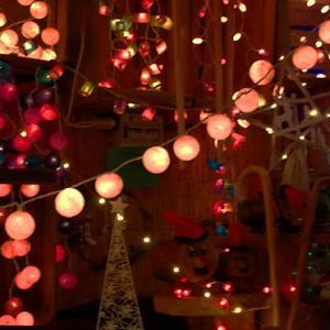 サグラダファミリアのクリスマスマーケット