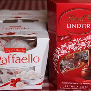 クリスマスのチョコレート第一弾
